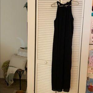 NWT Gap maxi dress.